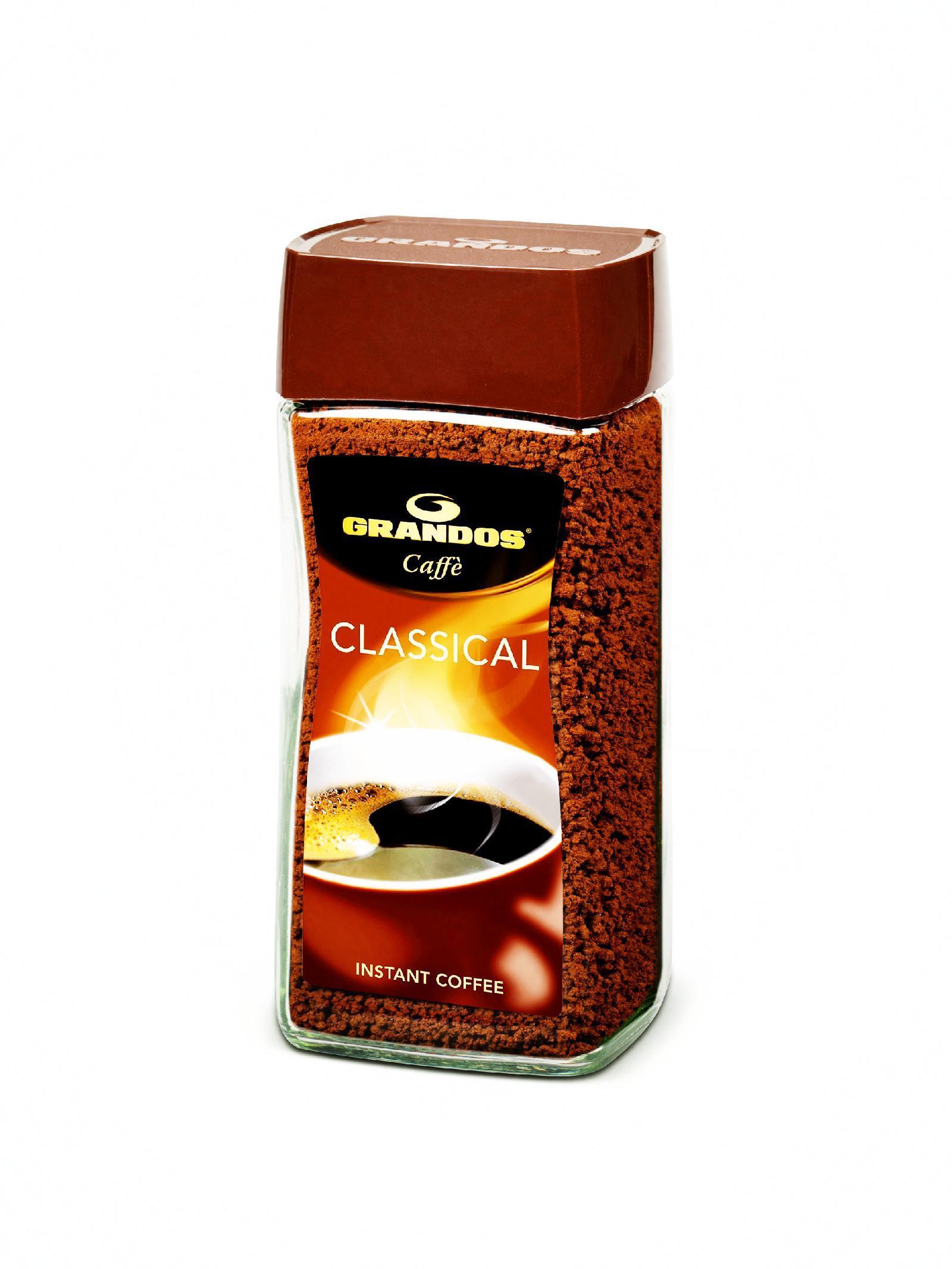 格兰特经典黑咖啡