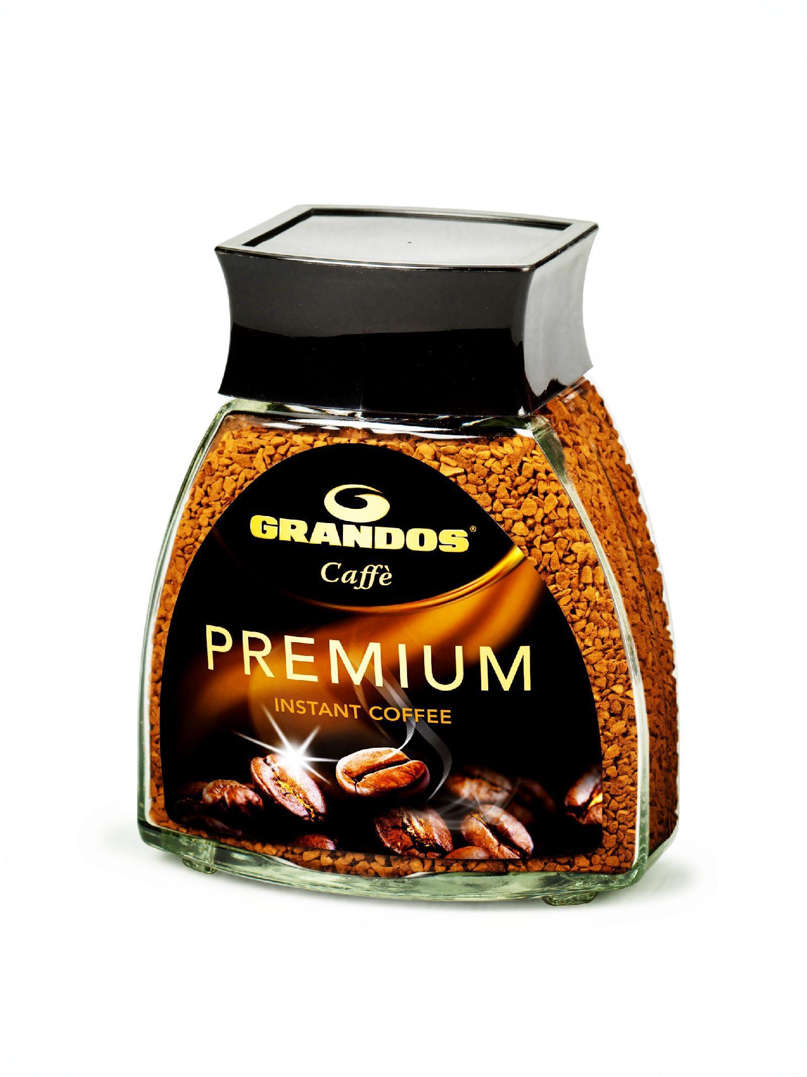 Grandos Premium 格兰特特级速溶咖啡
