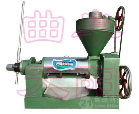 榨油机,植物油压榨机