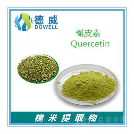 槲皮素 Quercetin 槲皮素UV98%  槲皮素价格合理 槲皮素功效