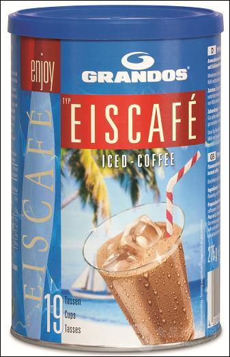 格兰特冰咖啡275g