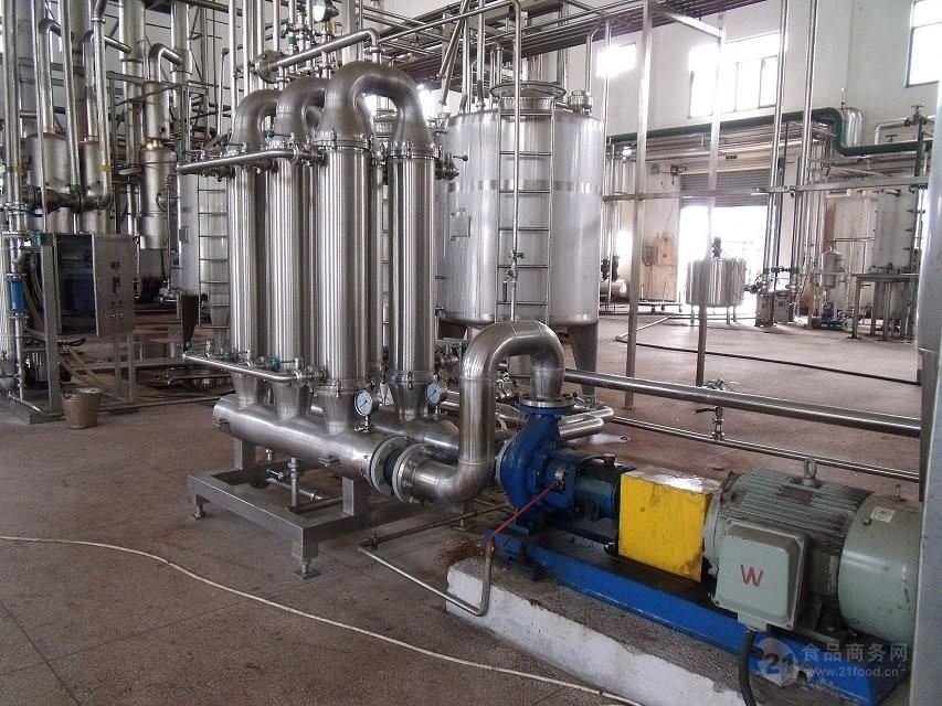 肝素钠过滤澄清设备