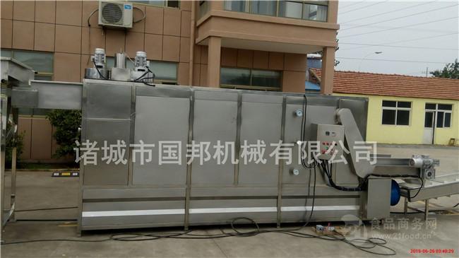 辣椒烘干机 热风循环式烘干机 辣椒网带式烘干机