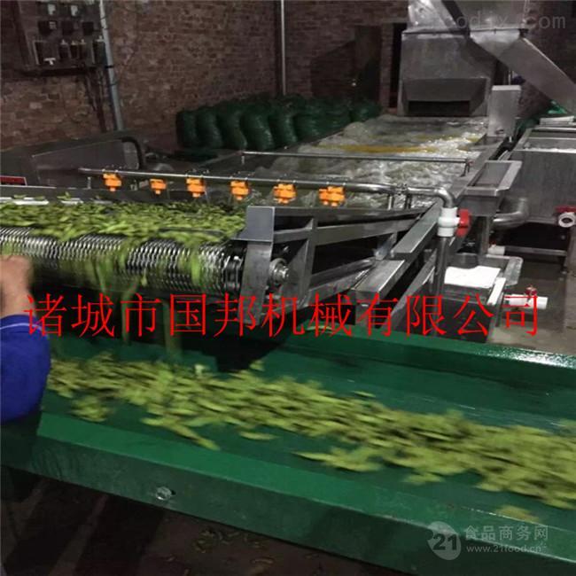 国邦机械 毛豆清洗机价格