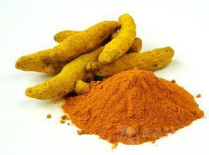 着色剂    姜黄色素