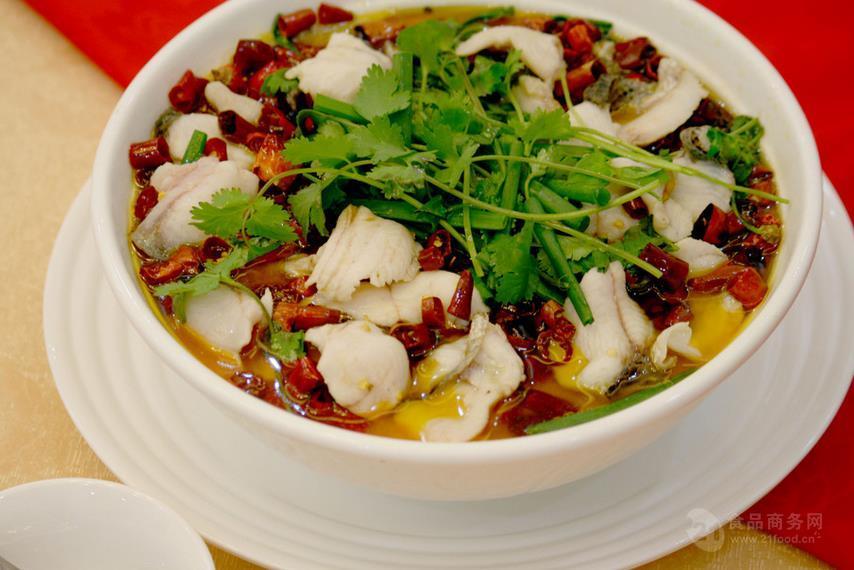 酸菜鱼水煮石锅鱼片改良剂