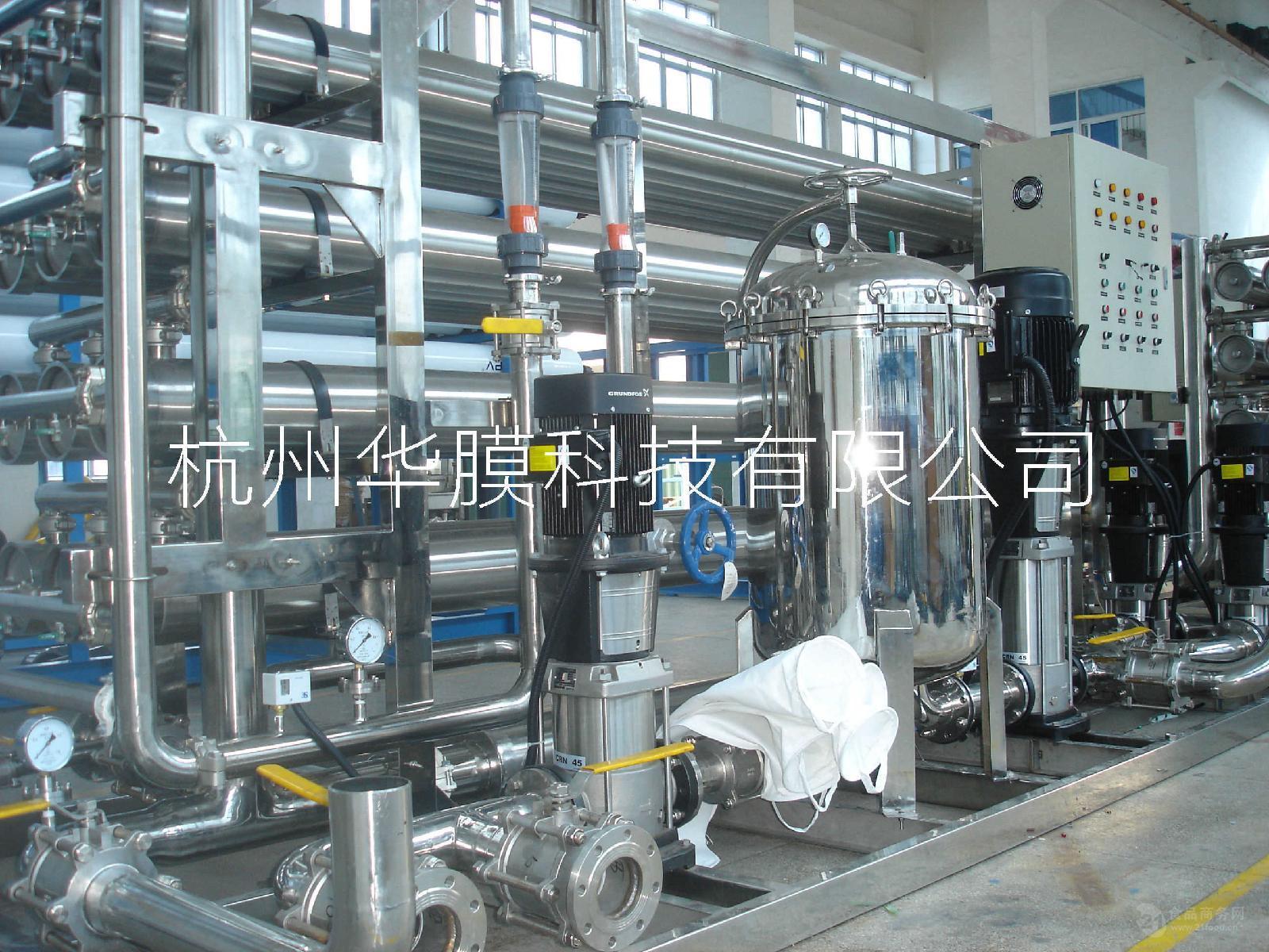 乙醇回收浓缩设备