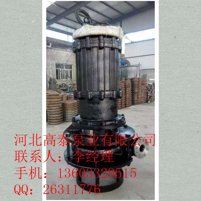 65WQ25-28-24无堵塞潜水排污泵生产厂家