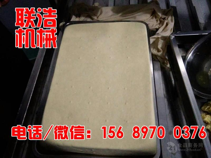 廊坊卤水豆腐机多少钱,小型自动豆腐制作,