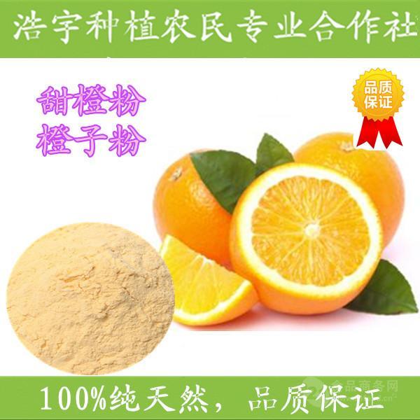 橙子粉甜橙粉 风味浓