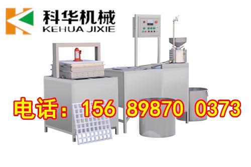 营口全自动豆腐干机厂家 仿手工豆腐皮机器
