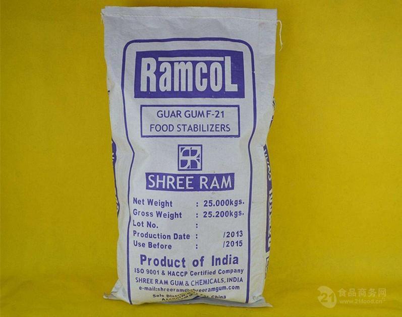 瓜尔豆胶雪龙牌 进口瓜尔豆胶增稠剂