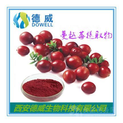 蔓越橘果粉 Cranberry  蔓越橘果汁粉工厂价格