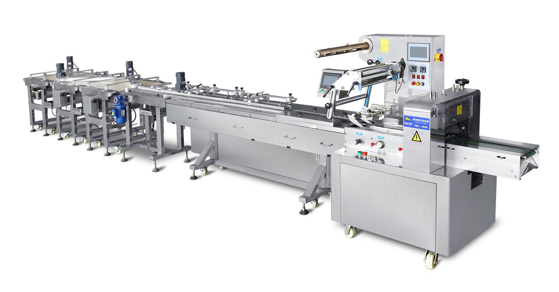 理料包装机  法式类食品理料线佛山理料线厂家
