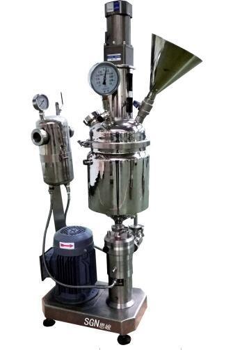 GMD2000碳纳米纤维研磨分散机
