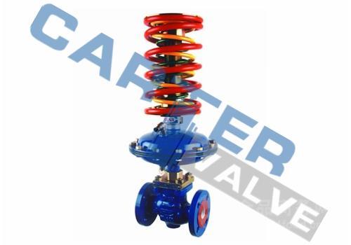 进口自力式流量调节阀丨原装进口调节阀丨美国carter图片