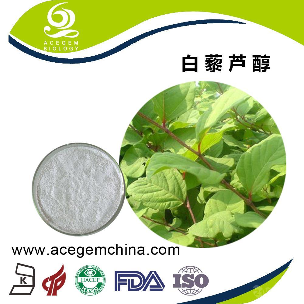 虎杖甙白藜芦醇 虎杖提取物 白藜芦醇98% 出口品质