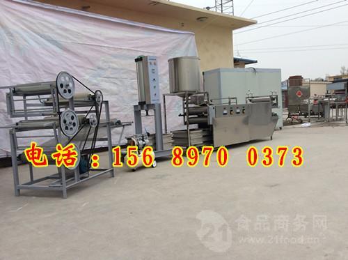 生产豆腐皮的机器多少钱,豆腐皮机生产厂家,豆腐皮机自动化生产