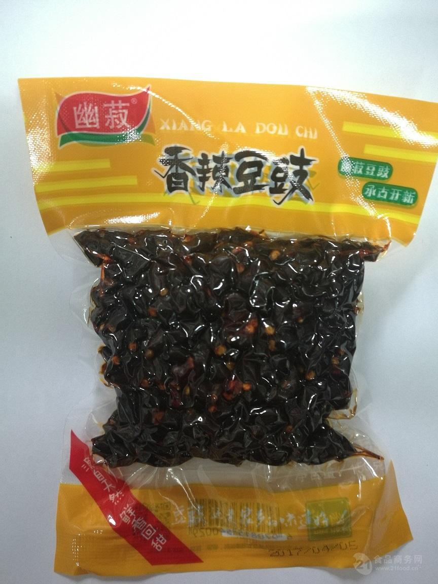 豆豉150g香辣味招商