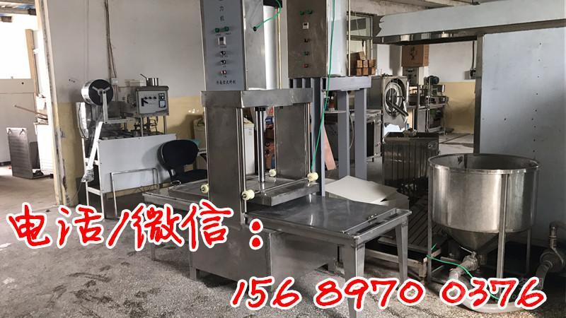 全自动豆腐干机生产厂家,教技术的豆腐干机厂家