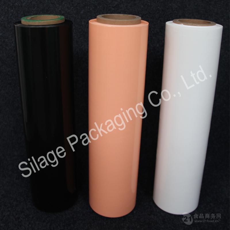高品质牧草膜 青贮牧草打包膜 厂家直供 出口波兰 silage wrap