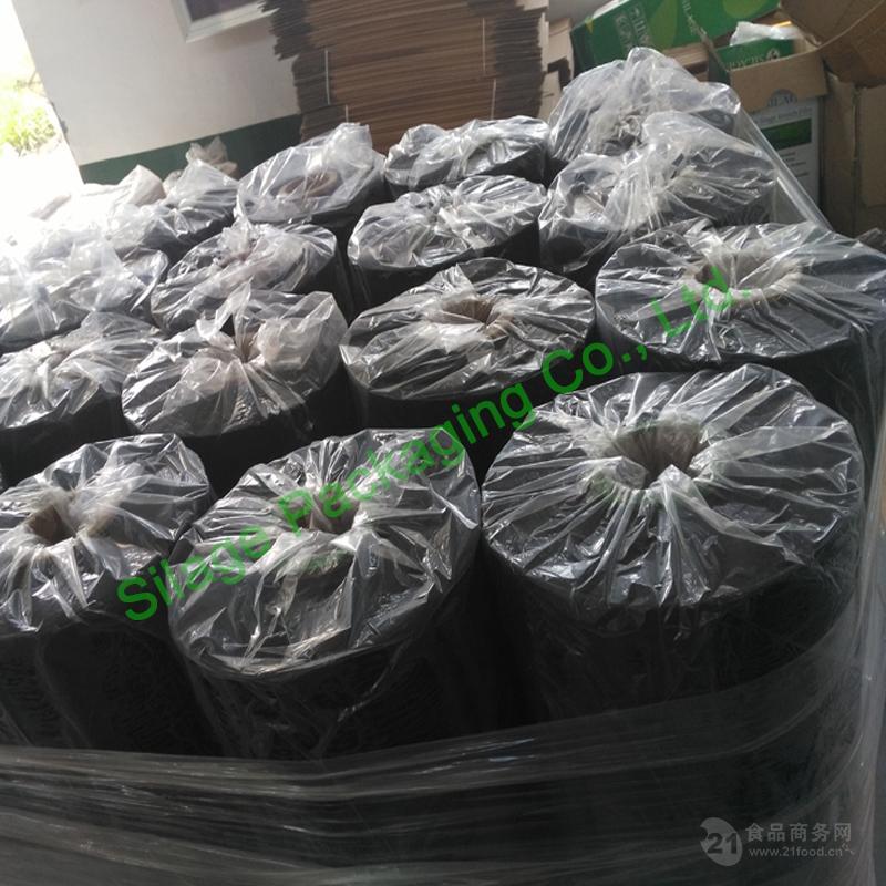 青触饲料膜 青贮牧草打包塑料膜 环保无污染 厂家直供 出口芬兰