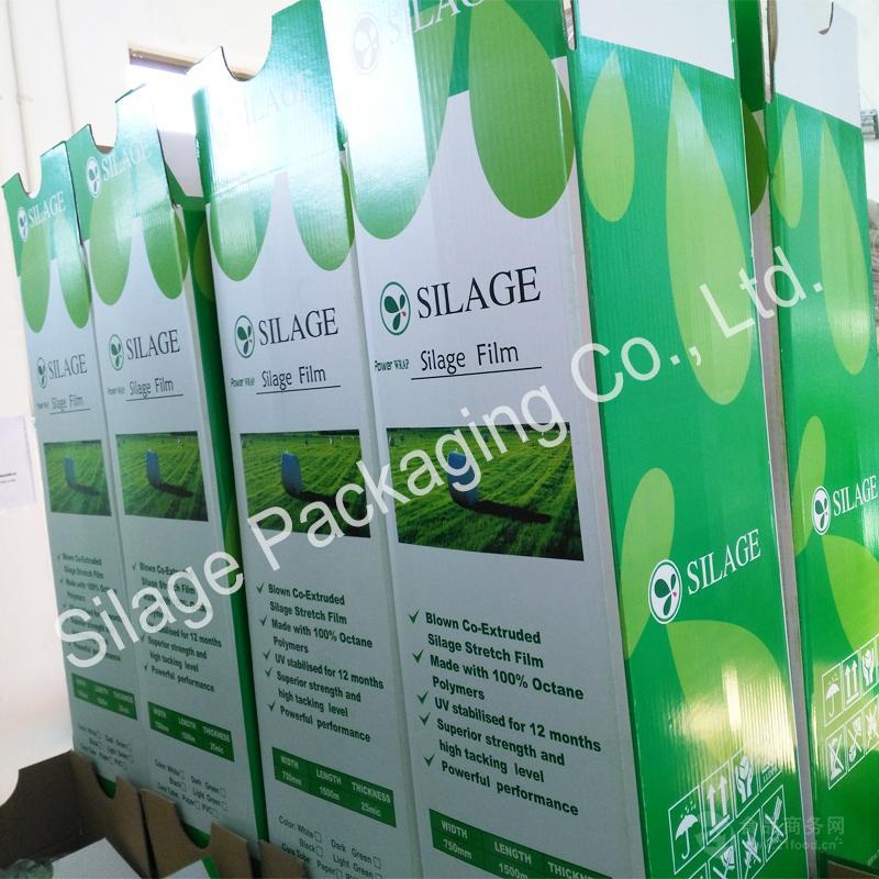 欧洲高标准牧草膜 麦草打包专用膜 进口生产线 厂家直供 出口英国
