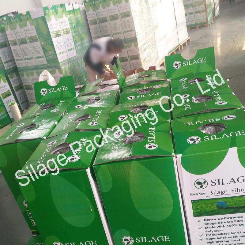 越南专用牧草膜 抗UV抗氧化青贮膜 高品质机用膜可定制