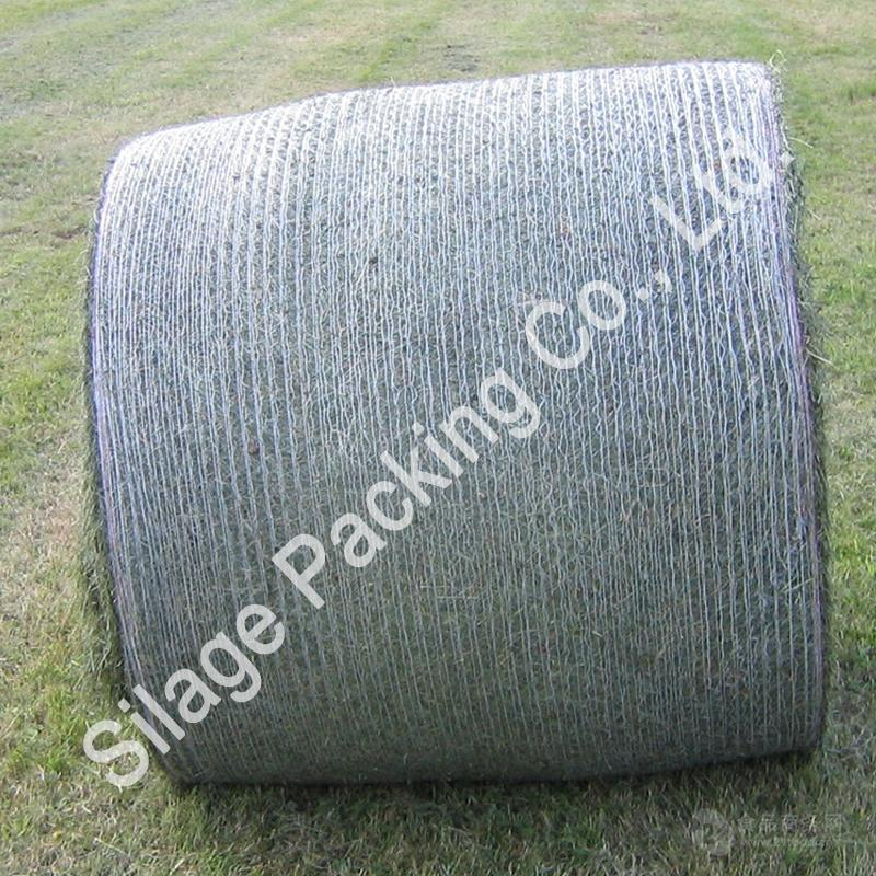 草场捆草网 1.28米宽捆草网 秸秆青贮打包专用