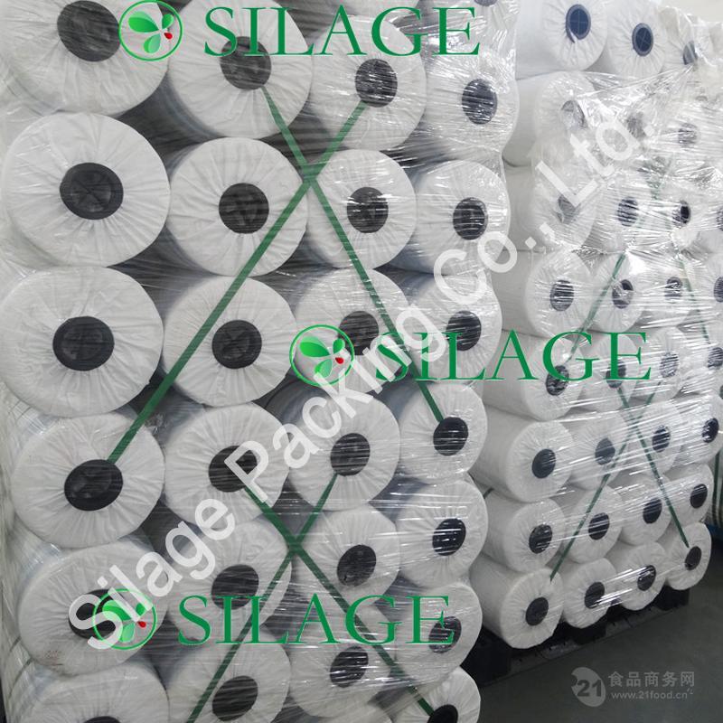 牧场专用捆草网 1.3米宽网 机用稻草网