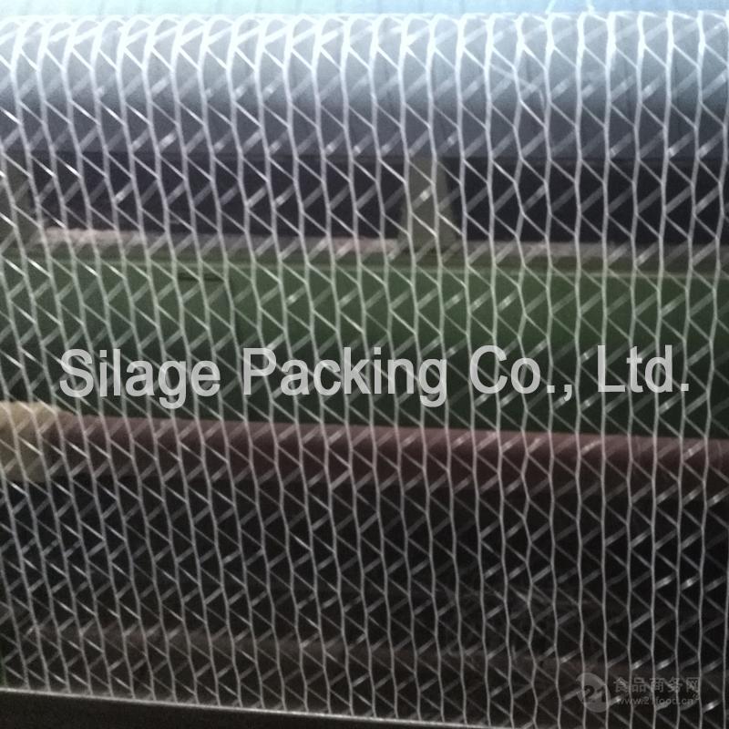 云南贵州 牧场专用捆草网 大包专用稻草网