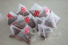 尼龙三角包茶叶包装机 颗料茶叶包装机 内外袋茶叶全自动包