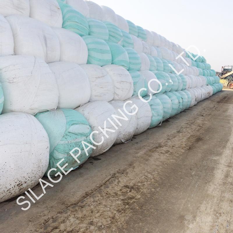 高品质牧草膜 青贮牧草打包塑料膜 厂家直供 出口爱尔兰青贮膜