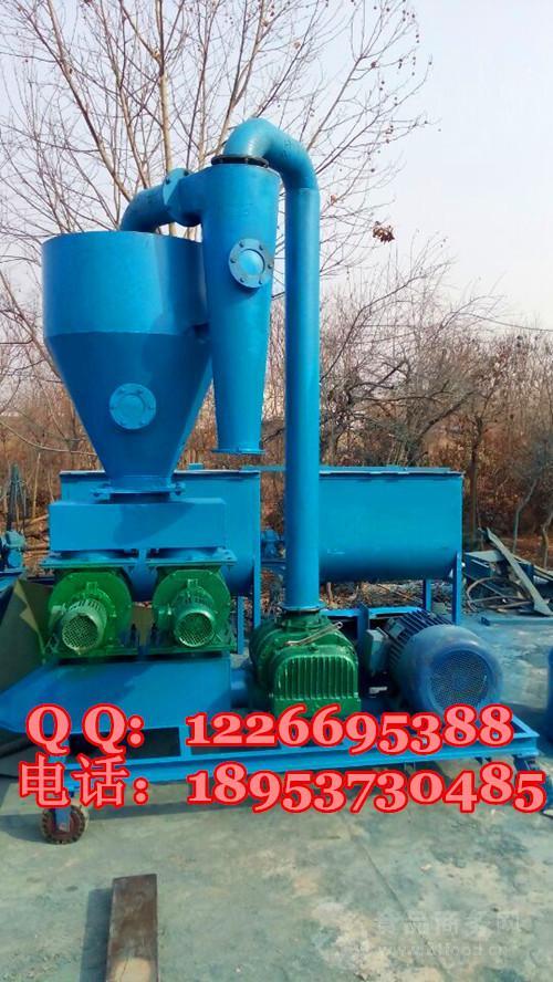 安徽芜湖自吸式气力输送机 粮食专用风力抽粮机