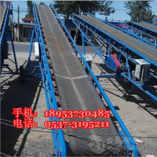 广西600带宽移动式装车运输机 厂家 价格