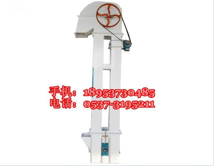 循环送料斗式提升机 环链式钢斗提升机
