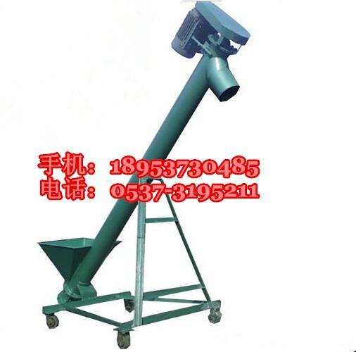 螺杆自动提升机 泰安螺旋提升机厂家价格