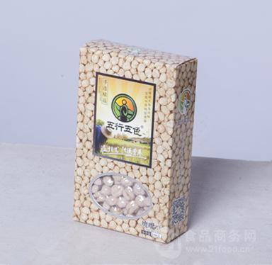 优质鹰嘴豆  290g/盒  精品礼盒装  送礼佳品  五行五色品牌