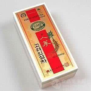 韩国鹤标高丽人参茶官网 官方咨询电话