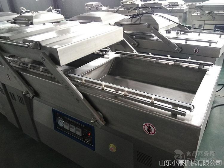 DZ600/2S下凹式真空包装机