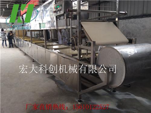 腐竹机械设备多少钱 大型腐竹油皮机器生产厂家