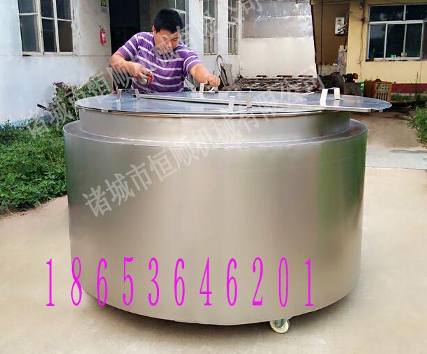 电加热导热油煮锅 升温迅速受热均匀