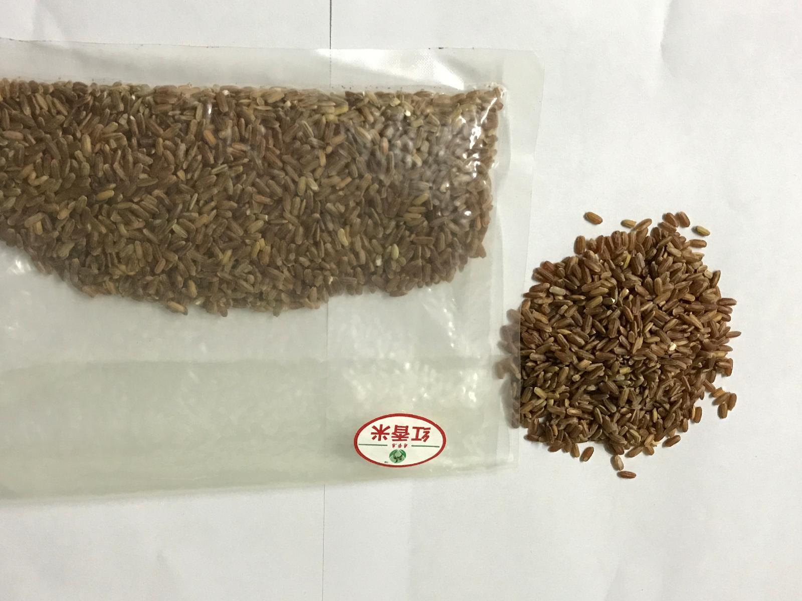 五色米 红米的营养价值怎样呢?