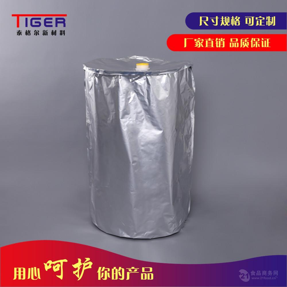 热熔胶包装用圆底袋铁桶内袋