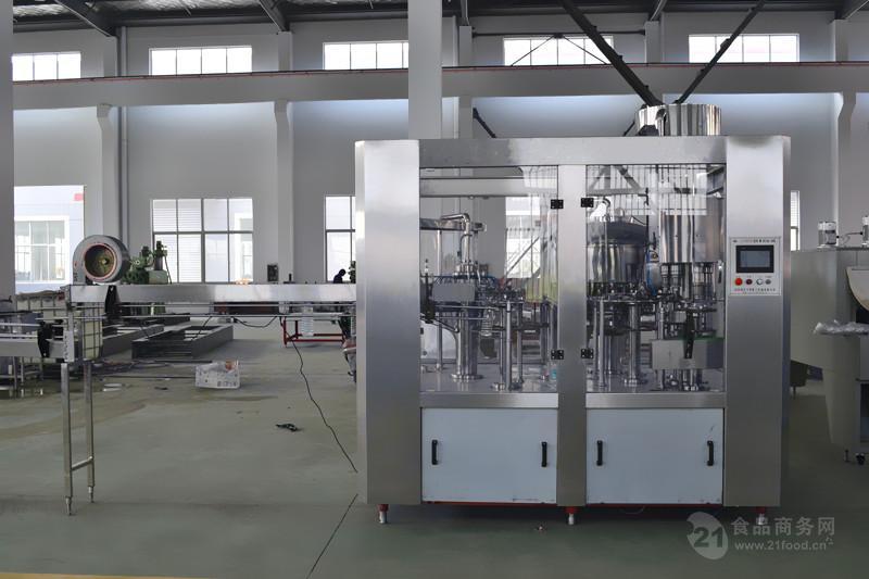 纯净水灌装机生产设备