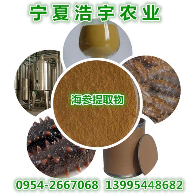 海参粉 螺纹参粉 海参提取物10:1 海参蛋白肽滋补保健食品原料