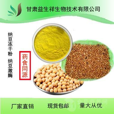 甘肃益生祥 实力厂家 纳豆粉 99%纯粉 药食同源 现货直销