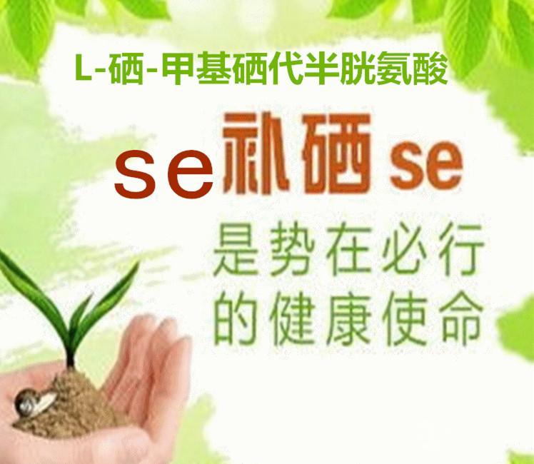 供应硒元素营养强化剂L-硒-甲基硒代半胱氨酸