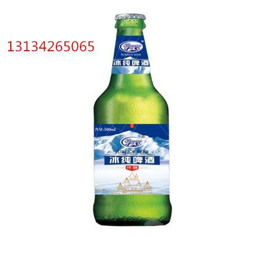 大众消费啤酒瓶批发