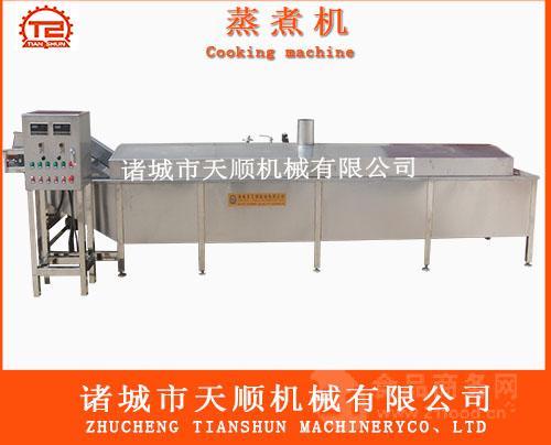 TSZZ-5000红薯全自动蒸煮机(根据客户要求加工定做)